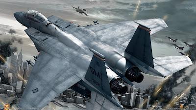 Papel de Parede do Jogo Ace Combat Fires Of Liberation