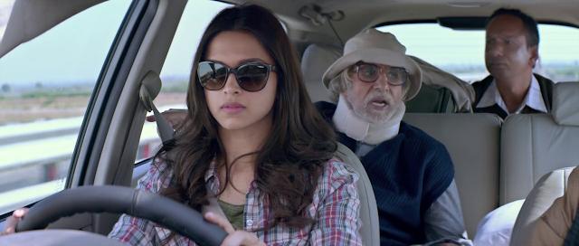 Piku (2015) Full Movie [Hindi-DD5.1] 720p BluRay ESubs Download