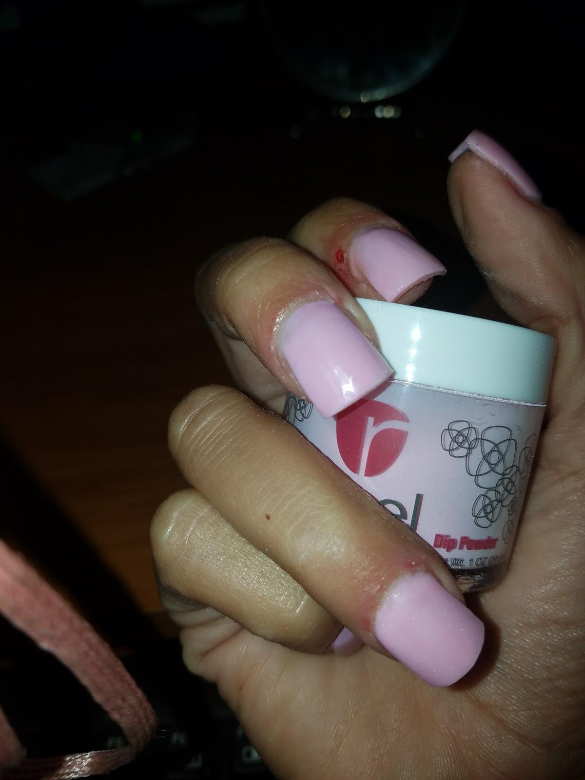 Mary\'s gel nails !