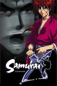 Poster Samurai X: The Motion Picture
