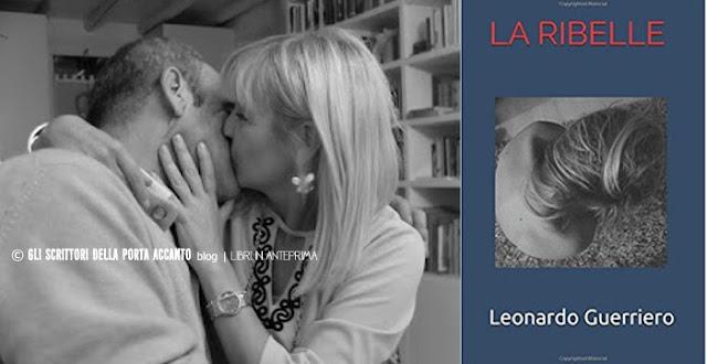 Leonardo-Guerriero-presenta-La-ribelle-intervista-anteprima-libri