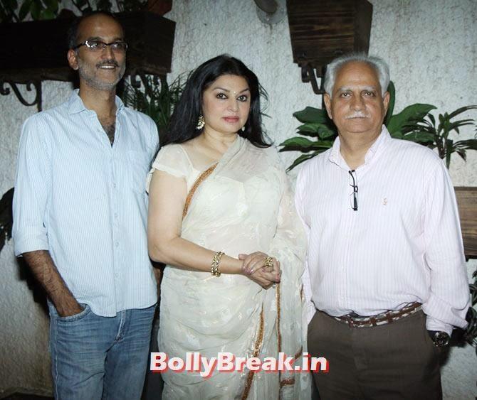 Rohan Sippy, Kiran Juneja, Sonali Cable Screening Photos