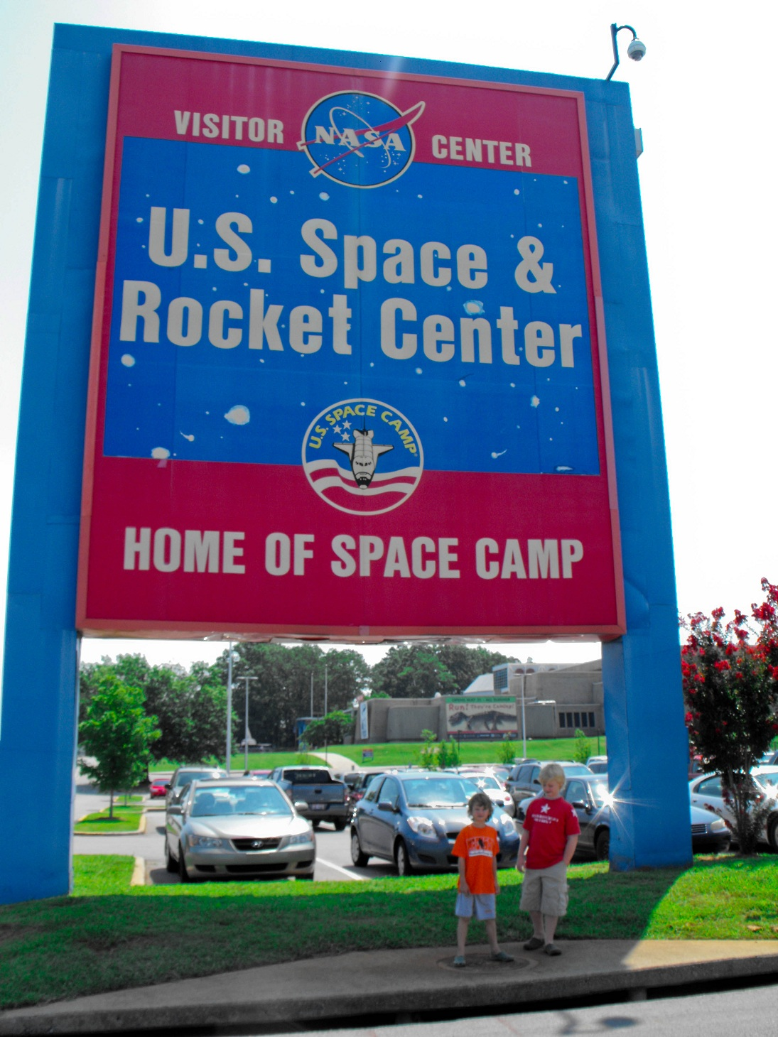 One State, Two Boys: U.S. Space and Rocket Center ...