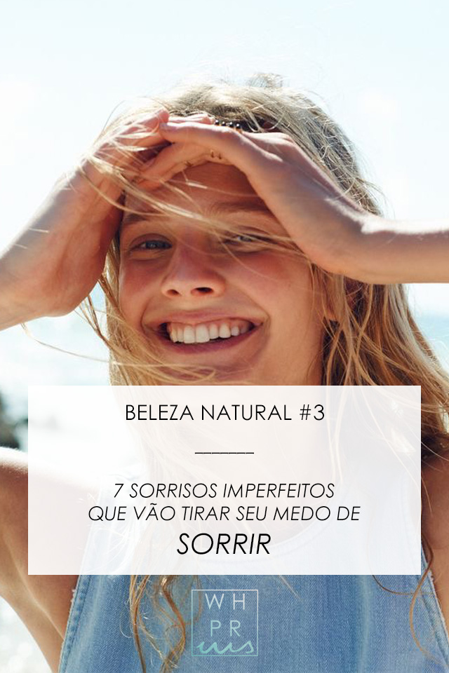 #blog #belezanatural #naturalbeauty #smile #freshfaced