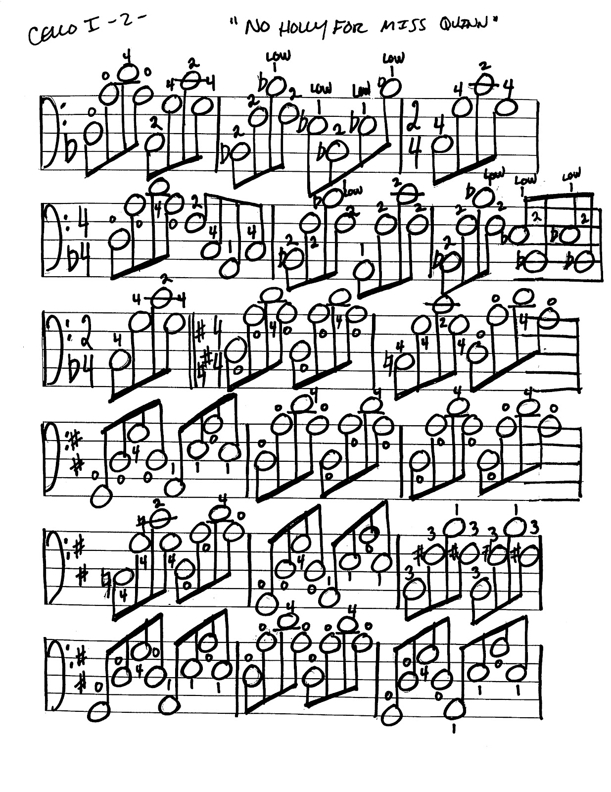 Miss Jacobson S Music No Holly For Miss Quinn Music Worksheets