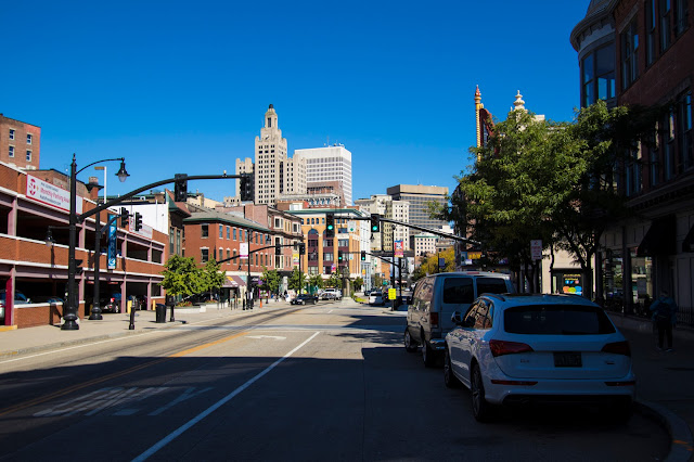 Downtown-Providence