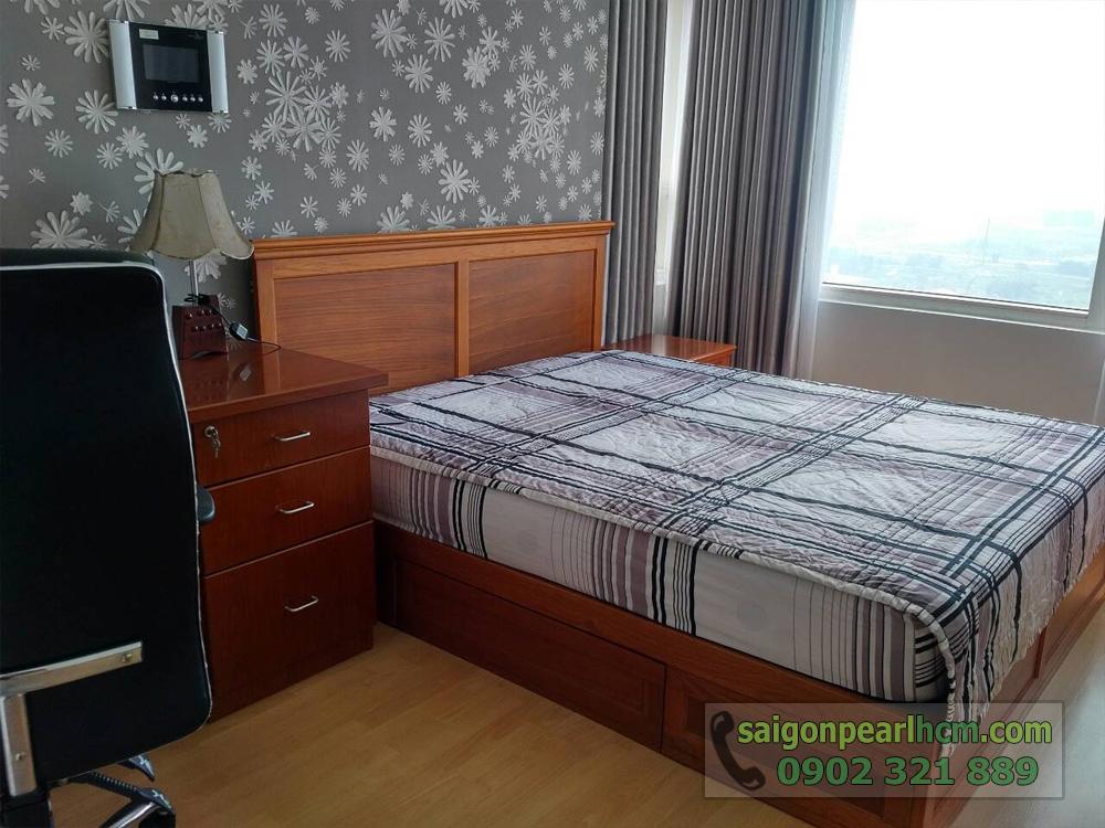 Cho thuê căn hộ Saigon-Pearl Topaz 1 tầng 29 nội thất mới đẹp - hình 6