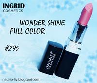 http://natalia-lily.blogspot.com/2014/03/ingrid-cosmetics-wonder-shine-full.html