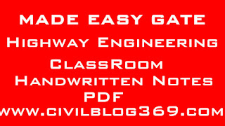 made-easy-gate-highway-engineering-classroom-handwritten-notes-pdf