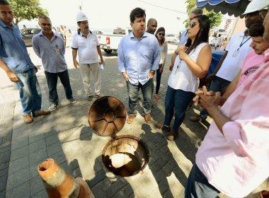 Investigação sobre esgotos clandestinos será iniciada no Rio Vermelho