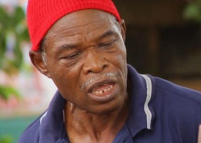 Sad as Nollywood Actor, Elder Danda Dies Of Stroke
