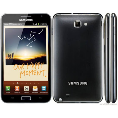 تعريب Samsung GALAXY Note SHV-E160L