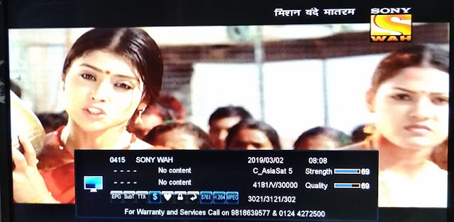List of Indian A to Z FTA Channels - All Free-To-Air Channel List