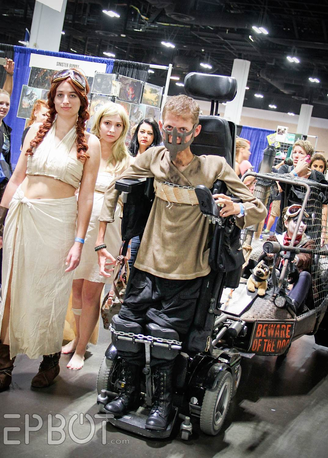 EPBOT: Tampa Bay Comic-Con 2015, Part 2