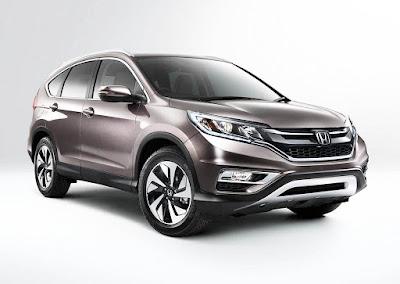 2017 Honda CR-V Examen et Détails complets
