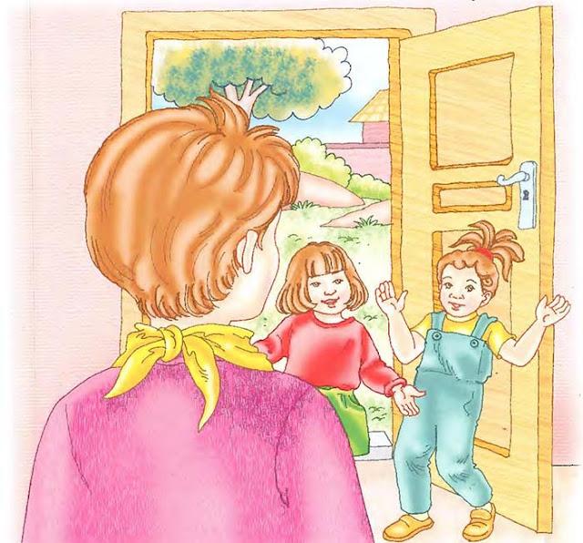 قصص قصيرة للأطفال - قصة والدة هالة (لتعليم اظهار الامتنان والشكر للاخرين)