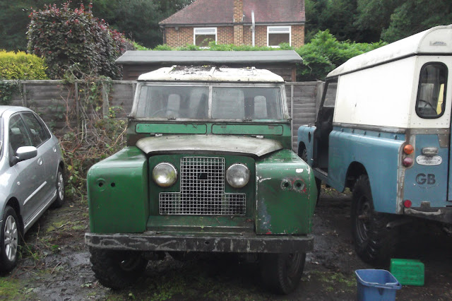 Landrover Defender: Land Rover 2a - 1967 - Located Nutbourne