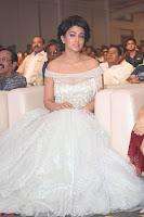 Shriya Saran in Stunning White Off Shoulder Gown at Nakshatram music launch ~  Exclusive (19).JPG