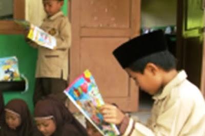 Literasi Rendah Disebabkan Guru Malas Membaca