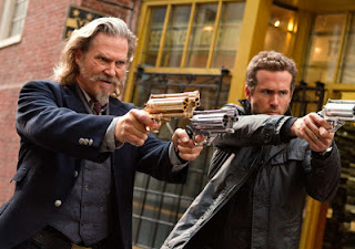 R.I.P.D. Jeff Bridges Ryan Reynolds 2013