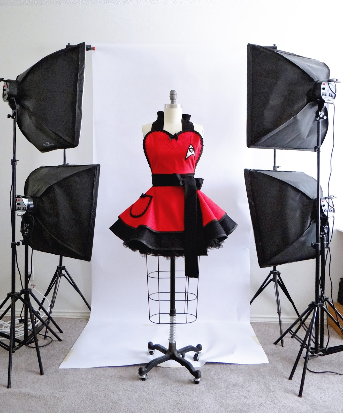 Step Up Your Product Photography Game with Tips from Bambino Amore - The Apron Makers