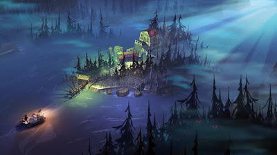 تجربة العبة The Flame in the Flood