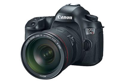 Canon EOS 5DS R Driver Download Windows, Mac