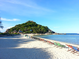 Koh Nangyuan - Samui - Thailand