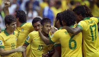 Prediksi 10 Tim Kandidat Juara Piala Dunia 2014