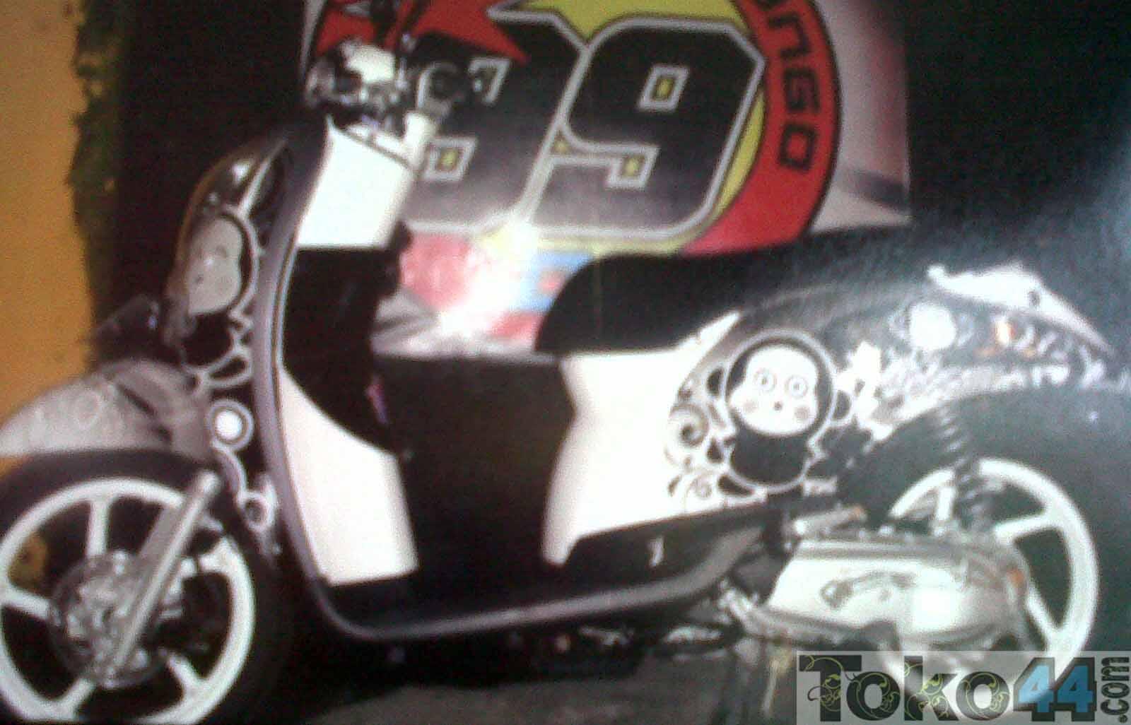 Desain Stiker Motor Kawasaki Ninja Desain Stiker Motor Satria Fu
