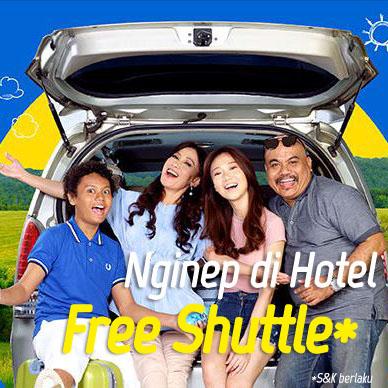 Promo Pesan Hotel Free Shuttle Tiket.com