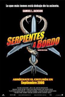 Serpientes A Bordo en Español Latino