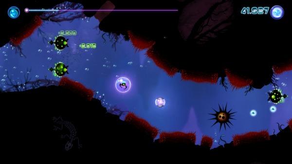 Alien Spidy Gameplay