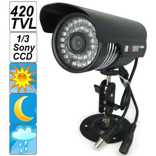 c01568b8d1a SecurityIng - Black Housing 420 TVL 1 3