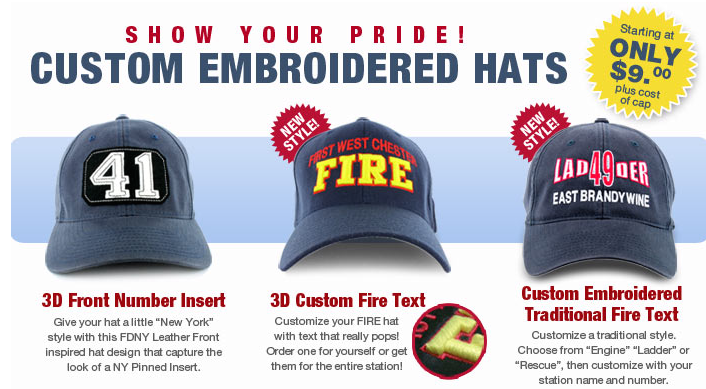 a6e94e003 We have some wonderful hat options for you, from FlexFit to Under Armour,  to Elbeco and more. They look sharp with our Embroidery and hat designs on  them, ...