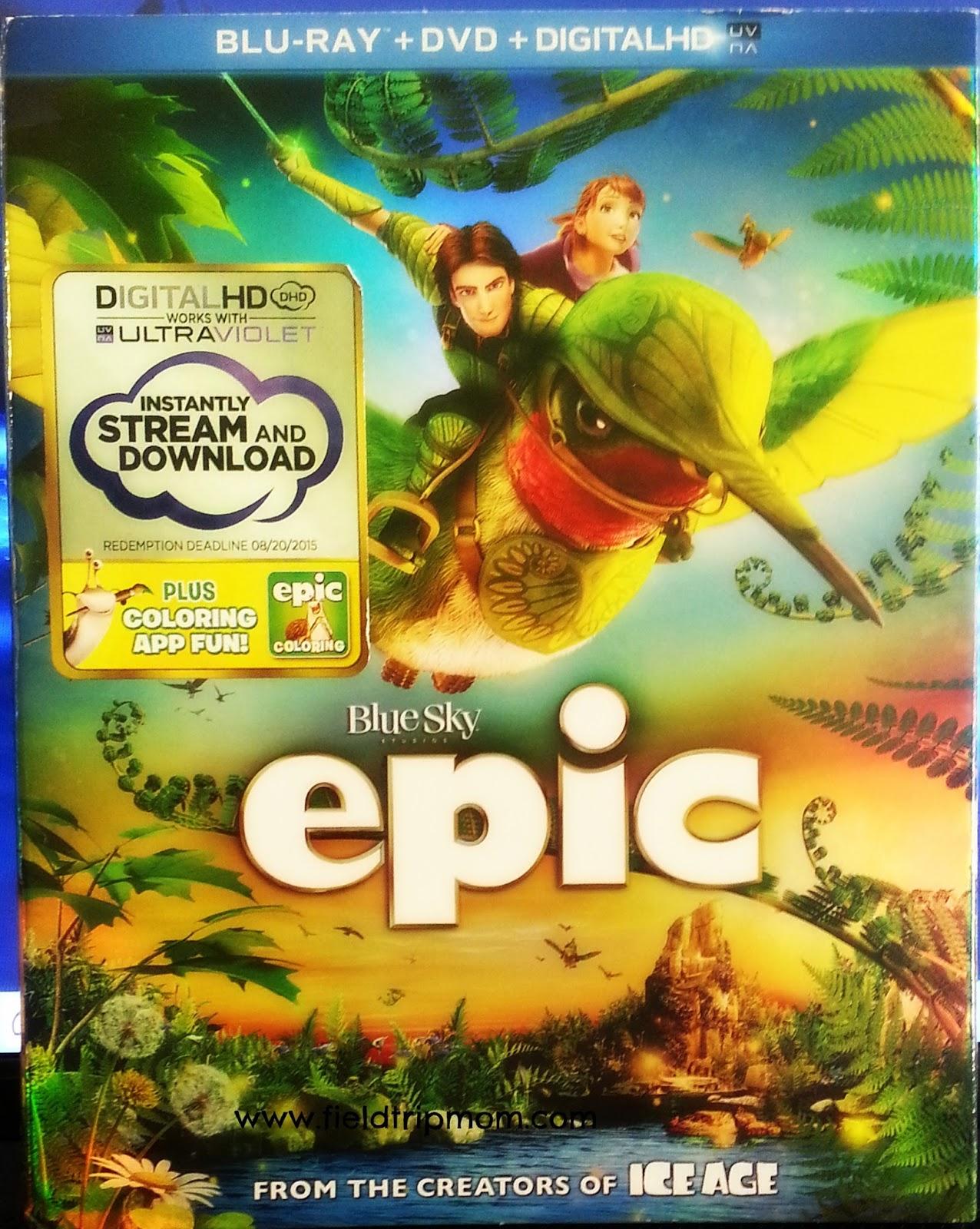 Field Trip Mom : Movie Review - EpicTheMovie