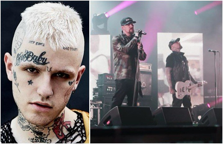 Good Charlotte on Lil Peep