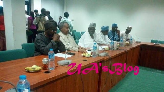 Kingibe, NIA DG appear before house of reps committee