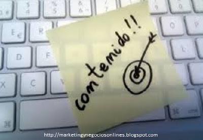 Importancia del Contenido Para Un Blog