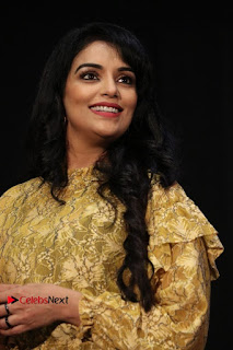 South Indian Actress Shweta Menon Stills at Inayathalam Audio Launch Stills  0007.jpg