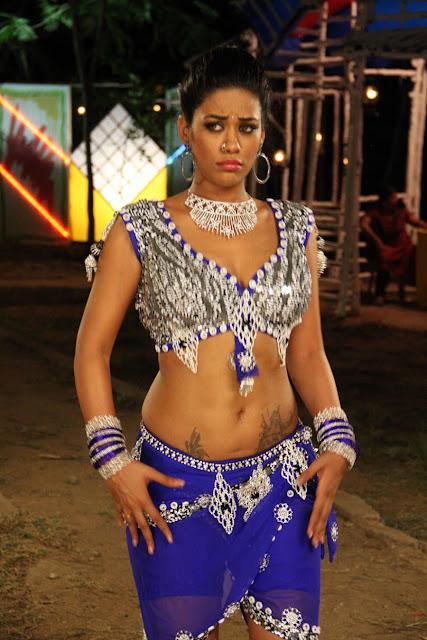 Mumaith Khan actress navel show