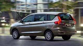 Setelah Versi Diesel, Suzuki Ertiga Akan Rilis Versi Crossover