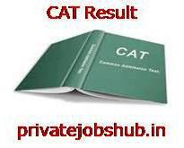 CAT Result