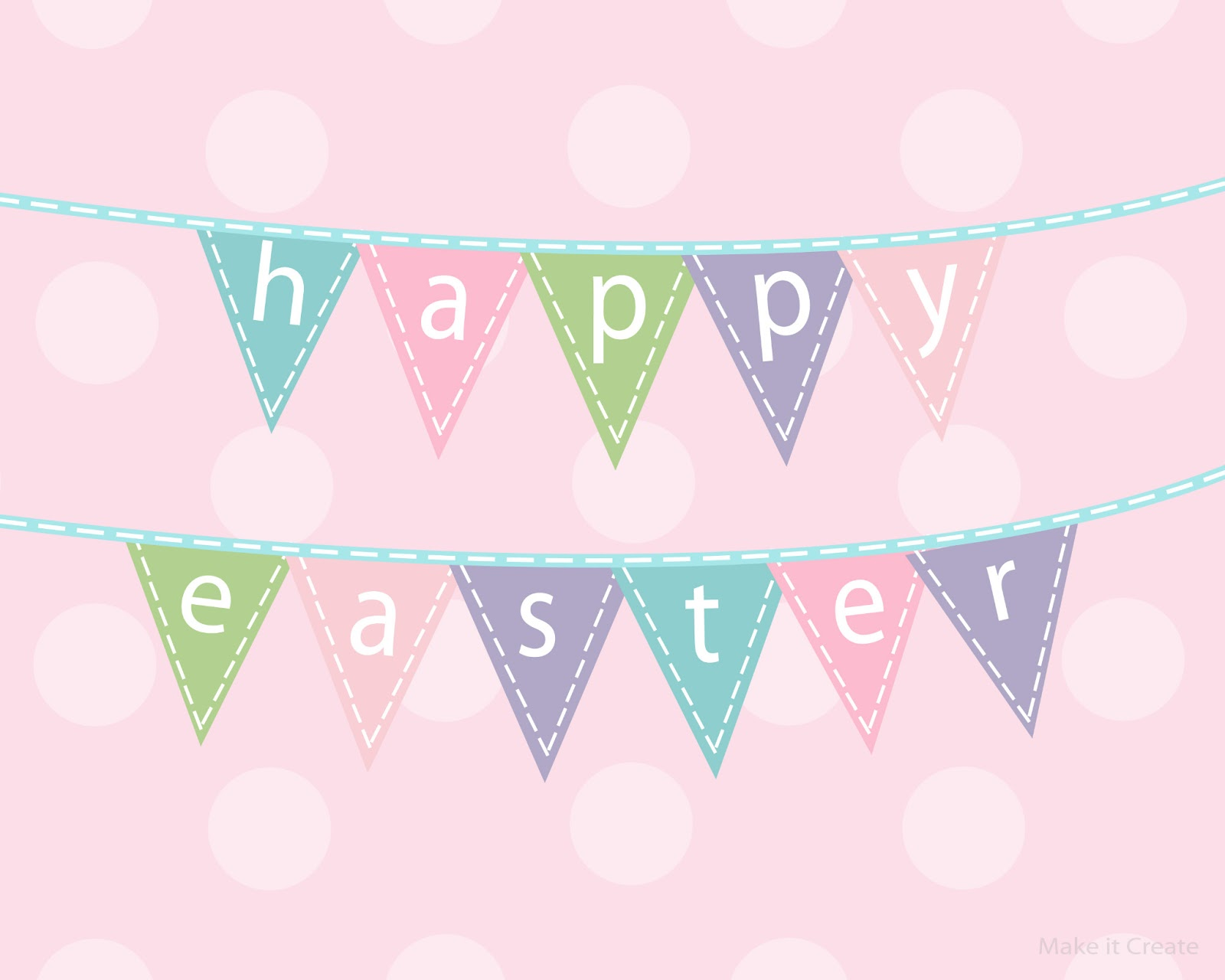 Make it Create by LillyAshley...Freebie Downloads: Easter ...