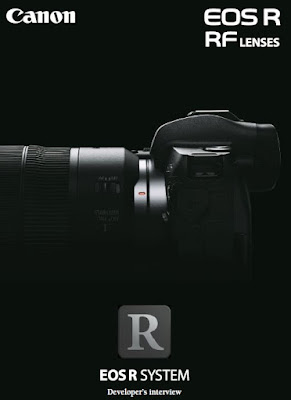 Canon EOS R Mirrorless Developers Interview PDF Download