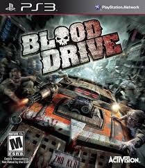یاری بۆ پلهی ستهیشن Blood Drive ps3 torrent