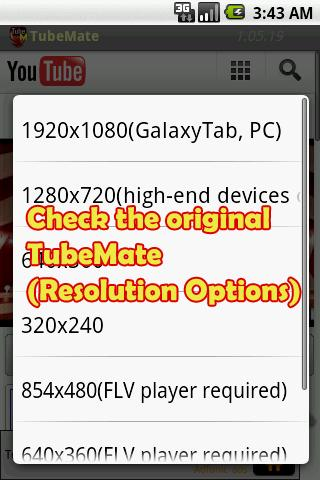 Tube Mate Downloader Free Download For Roid Mobile