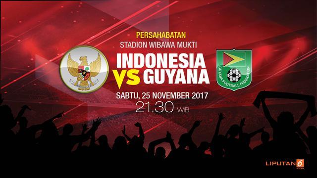 Yang Perlu Diketahui dari Guyana, Calon Lawan Timnas Indonesia