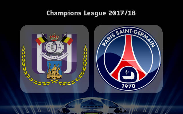 Anderlecht vs Paris Saint Germain Full Match & Highlights 18 October 2017