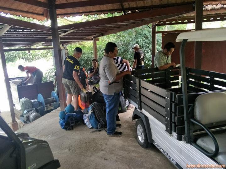 Pengalaman Pertama Bercuti ke Taman Negara Pahang